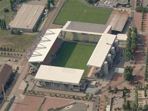 Saint-Etienne - Stade Geoffroy Guichard