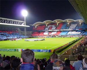 Lyon - Stade Gerland