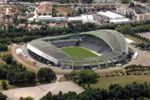 Nantes - Stade de la Beaujoire