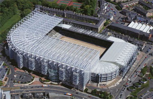 Newcastle - St James' Park