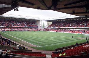 Nottingham - City Ground