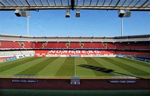 Nürnberg - Frankenstadion