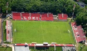 Debrecen - Nagyerdei stadion