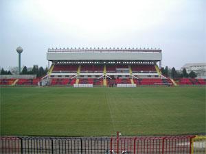 Budapest - Bozsik József Stadion - Honvéd