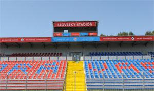 Budapest - Illovszky Rudolf Stadion