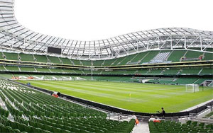 Dublin - Aviva Stadium