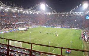 Genova - Stadio Luigi Ferraris