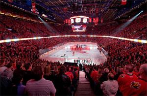 Kanada - Calgary - Scotiabank Saddledome