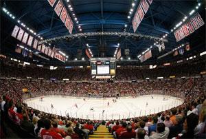 USA - Detroit - Joe Louis Arena