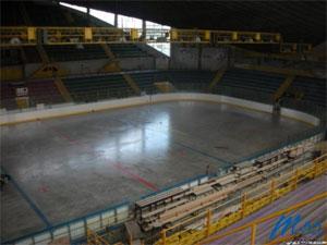 Szlovákia - Eperjes - ICE Aréna