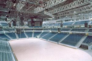 Németország - Hannover - TUI Arena