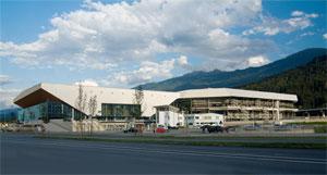 Ausztria - Innsbruck - Olympiahalle