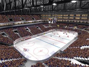 Svédország - Malmö - Malmö Arena
