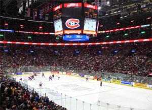 Kanada - Montreal - Centre Bell