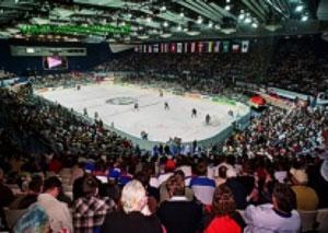 Csehország - Ostrava - CEZ Aréna