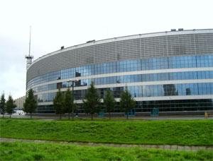 Oroszország - Szentpétervár - Ice Palace