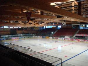 Ausztria - Villach - Stadthalle