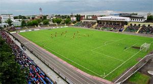 Panevezys - Aukstaitija Stadium