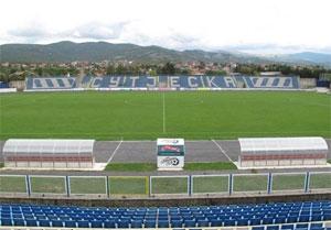 Niksic - Stadion Kraj Bistrice