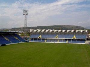 Podgorica - Stadion Pod Goricom