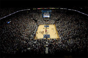Atlanta - Philips Arena -  Atlanta Hawks