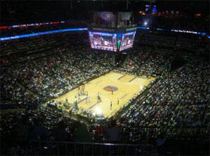 Charlotte - Time Warner Cable Arena -  Charlotte Bobcats