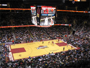 Cleveland - Quicken Loans Arena -  Cleveland Cavaliers