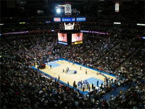 Denver - Pepsi Center - Denver Nuggets