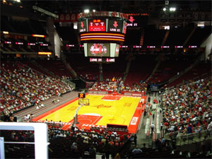 Houston - Toyota Center - Houston Rockets