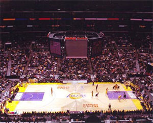 Los Angeles - Staples Center -  Los Angeles Lakers