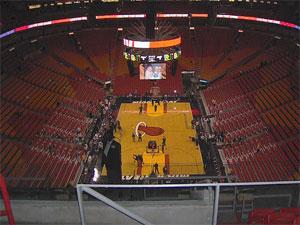 Miami - AmericanAirlines Arena -  Miami Heat