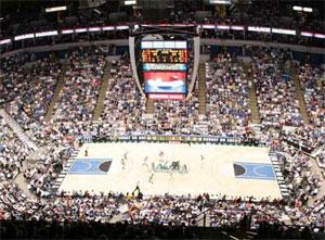 Minneapolis - Target Center - Minnesota Timberwolves