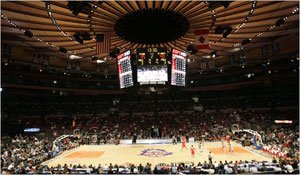 New York - Madison Square Garden - New York Knicks