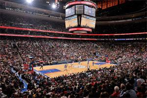 Philadelphia - Wells Fargo Center -  Philadelphia 76ers