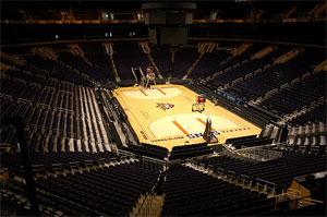 Phoenix - US Airways Center -  Phoenix Suns