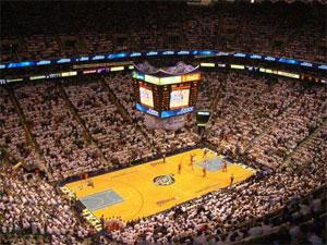 Salt Lake City - EnergySolutions Arena - Utah Jazz