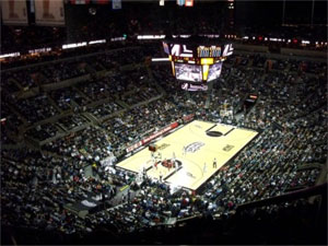 San Antonio - AT&T Center - San Antonio Spurs