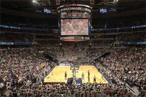 Washington - Verizon Center -  Washington Wizards