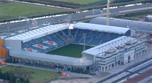 Heerenveen - Abe Lenstra Stadion