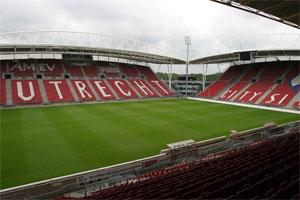Utrecht - Stadion Galgenwaard