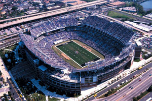 Baltimore - M&T Bank Stadion - Baltimore Ravens