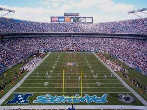 Charlotte - Bank of America Stadion - Carolina Panthers