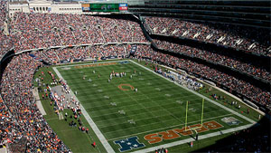Chicago - Soldier Field - Chicago Bears