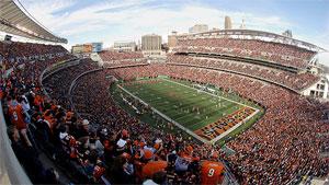 Cincinnati - Paul Brown Stadion - Cincinnati Bengals