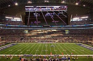 Arlington - Cowboys Stadion - Dallas Cowboys