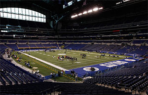 Indianapolis - Lucas Oil Stadion - Indianapolis Colts