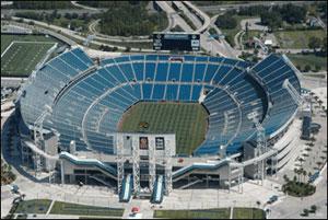 Jacksonville - Municipal Stadion - Jacksonville Jaguars