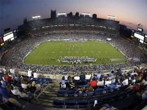Nashville - LP Field - Tennessee Titans