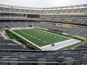 East Rutherford - Meadowlands Stadion - New York Jets