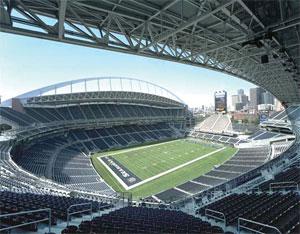 Seattle - Qwest Field - Seattle Seahawks